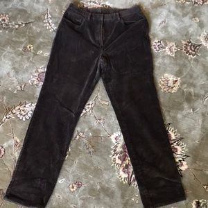 Ralph Lauren corduroy brown pants
